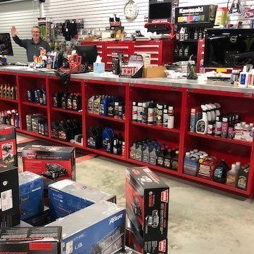 Shop Parts at Pinnacle Motorsports located in Bessemer, AL