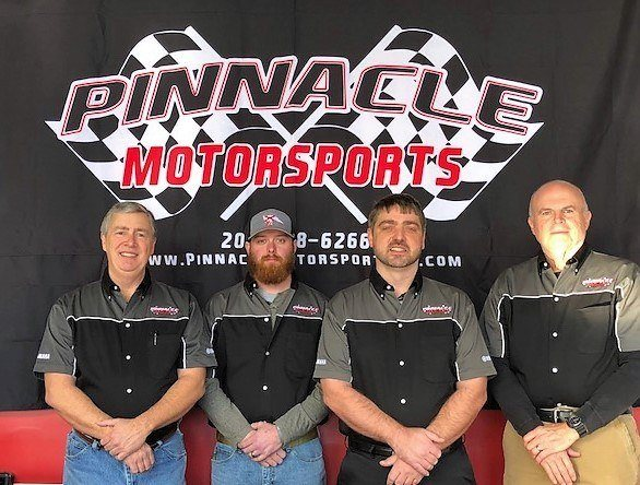 Parts Team at Pinnacle Motorsports located in Bessemer, AL