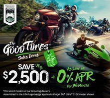 2017 KAWASAKI GOOD TIMES EVENT 1