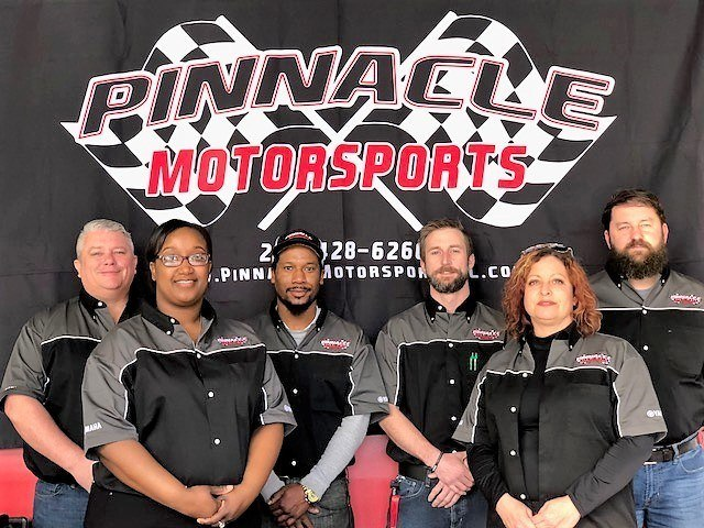 Sales Teams at Pinnacle Motorsports located in Bessemer, AL